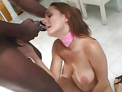 Blistering Anna Nova acquires blasted with thick cum