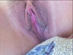 Sexy fuckable chick has nice pink smutty cleft lips and a hot clit. She moans as her smutty cleft lips and clitoris receive licked and sucked on close up. Makes u hot!