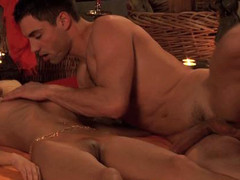 Carnal massage and tantric love making
