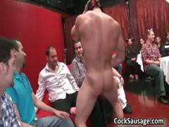 Lots of sexy homosexual fellows lust dick part1