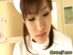 Sexy asian nurse slut